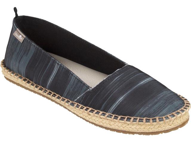 Sanük Natal Chaussures Femme, Black/Ikat